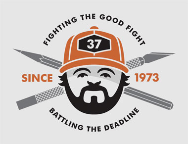 draplin design co thankful as hell. Black Bedroom Furniture Sets. Home Design Ideas
