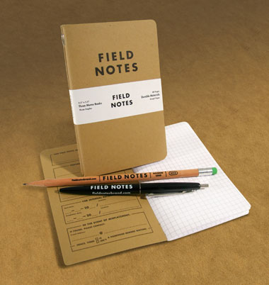Draplin Design Co Field Notes Brand